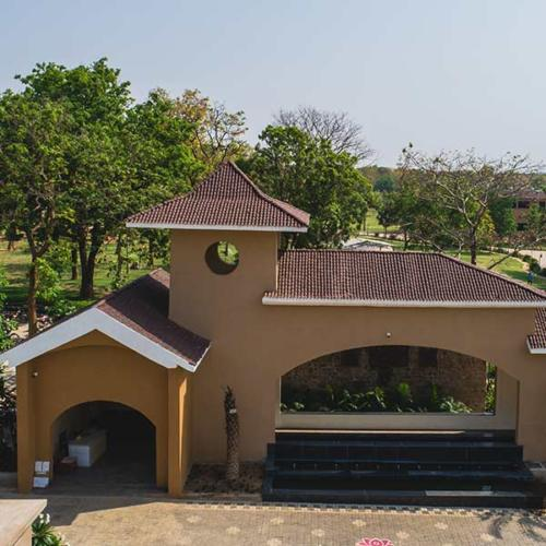 """Vashistha Entrance Gate"""